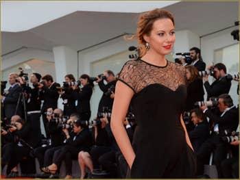 Anna-Maria Buczek à la Mostra de Venise, le Festival du Cinéma de Venise 2015