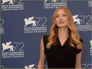 Paulina Chapko à la Mostra de Venise, le Festival du Cinéma de Venise 2015