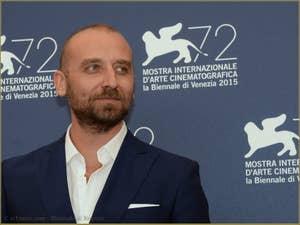 Wojciech Mecwaldowski à la Mostra de Venise, le Festival du Cinéma de Venise 2015