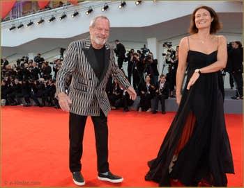 Terry Gilliam à la Mostra de Venise, le Festival du Cinéma de Venise 2015