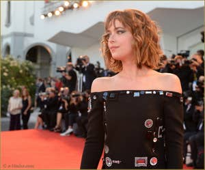 Dakota Johnson à la Mostra de Venise, le Festival du Cinéma de Venise 2015