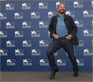 Ralph Fiennes à la Mostra de Venise, le Festival du Cinéma de Venise 2015