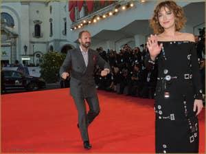 Ralph Fiennes, Dakota Johnson à la Mostra de Venise, le Festival du Cinéma de Venise 2015