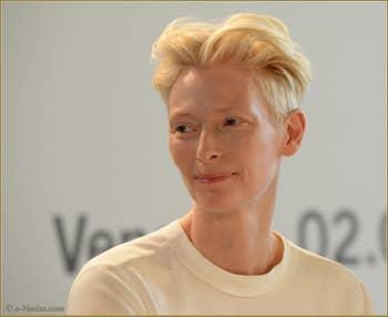 Tilda Swinton à la Mostra de Venise, le Festival du Cinéma de Venise 2015