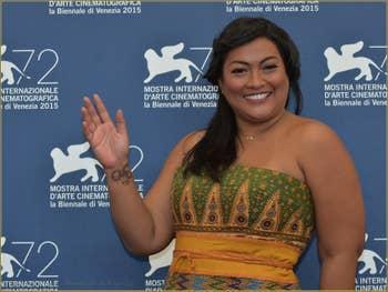 Maera Panigoro à la Mostra de Venise, le Festival du Cinéma de Venise 2015