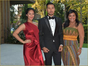 Tara Basro, Chico Jericho, Maera Panigoro à la Mostra de Venise, le Festival du Cinéma de Venise 2015
