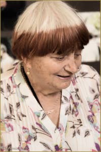 Agnes Varda à la Mostra de Venise, le Festival du Cinéma de Venise 2015