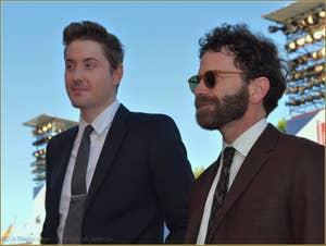 Duke Johnson,  Charlie Kaufman à la Mostra de Venise, le Festival du Cinéma de Venise 2015