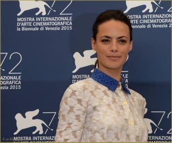 Berenice Bejo à la Mostra de Venise, le Festival du Cinéma de Venise 2015