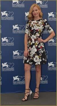 Elizabeth Banks à la Mostra de Venise, le Festival du Cinéma de Venise 2015