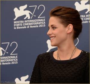 Kristen Stewart à la Mostra de Venise, le Festival du Cinéma de Venise 2015