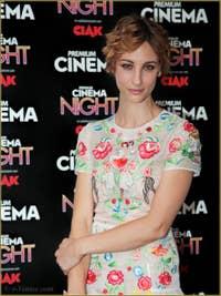 Francesca Inaudi à la Mostra de Venise, le Festival du Cinéma de Venise 2015