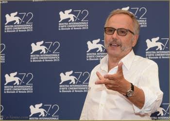 Fabrice Luchini à la Mostra de Venise, le Festival du Cinéma de Venise 2015