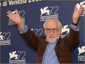 Arturo Ripstein à la Mostra de Venise, le Festival du Cinéma de Venise 2015