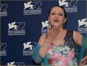 Nora Velazquez à la Mostra de Venise, le Festival du Cinéma de Venise 2015