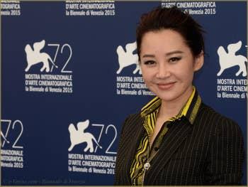 Xu Qing à la Mostra de Venise, le Festival du Cinéma de Venise 2015
