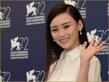 Zhang Yuxian à la Mostra de Venise, le Festival du Cinéma de Venise 2015