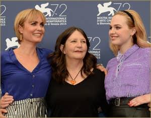 Radha Mitchell, Sue Brooks, Odessa Young à la Mostra de Venise, le Festival du Cinéma de Venise 2015