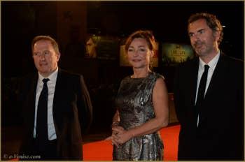 Catherine Frot à la Mostra de Venise, le Festival du Cinéma de Venise 2015
