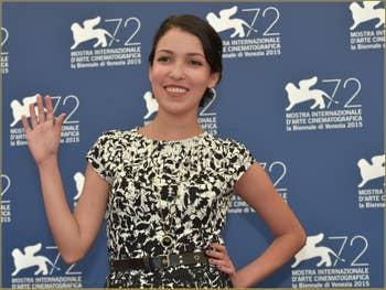 Anita Rocha da Silveira à la Mostra de Venise, le Festival du Cinéma de Venise 2015