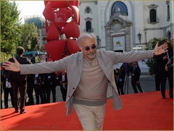 Giorgio Diritti à la Mostra de Venise, le Festival du Cinéma de Venise 2015
