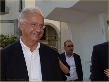 Walter Veltroni à la Mostra de Venise, le Festival du Cinéma de Venise 2015
