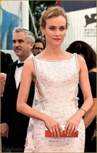 Diane Kruger à la Mostra de Venise, le Festival du Cinéma de Venise 2015