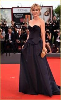 Radha Mitchell à la Mostra de Venise, le Festival du Cinéma de Venise 2015