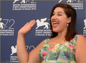 Shani Klein à la Mostra de Venise, le Festival du Cinéma de Venise 2015