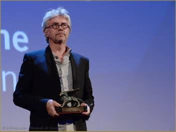 Christian Vincent, Prix du Meilleur Scénario à la Mostra de Venise, le Festival du Cinéma de Venise 2015