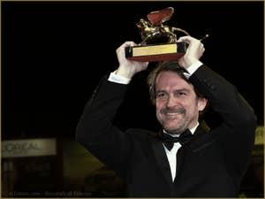 Lorenzo Vigas, Lion d'Or du Meilleur Film à la Mostra de Venise, le Festival du Cinéma de Venise 2015