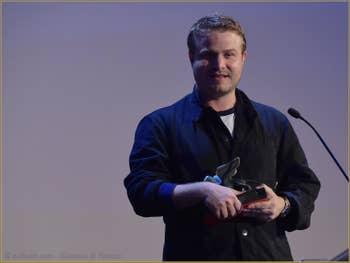 """Brady Corbet, Lion du Futur – Prix Venise """"Luigi De Laurentiis"""" à la Mostra de Venise, le Festival du Cinéma de Venise 2015"""