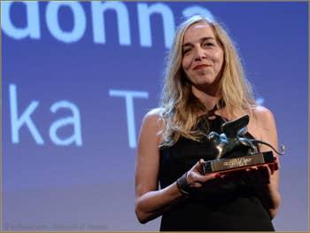 Dubravka Turic, Prix Orizzonti du Meilleur Court-Métrage à la Mostra de Venise, le Festival du Cinéma de Venise 2015