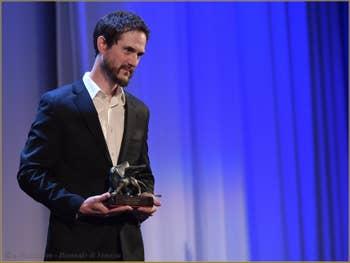 Jake Mahaffy, Prix Orizzonti du Meilleur Film et du Meilleur Réalisateurà la Mostra de Venise, le Festival du Cinéma de Venise 2015