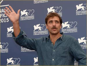 Adriano Giannini à la Mostra de Venise, le Festival du Cinéma de Venise 2015