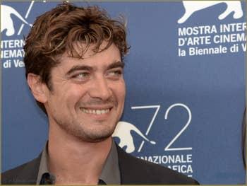 Riccardo Scamarcio à la Mostra de Venise, le Festival du Cinéma de Venise 2015