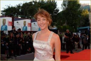 Cristiana Capotondi à la Mostra de Venise, le Festival du Cinéma de Venise 2015