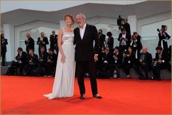Cristiana Capotondi, Terry Gilliam à la Mostra de Venise, le Festival du Cinéma de Venise 2015
