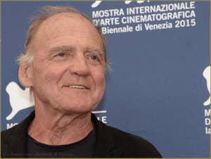 Bruno Ganz à la Mostra de Venise, le Festival du Cinéma de Venise 2015