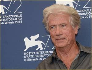 Jürgen Prochnow à la Mostra de Venise, le Festival du Cinéma de Venise 2015