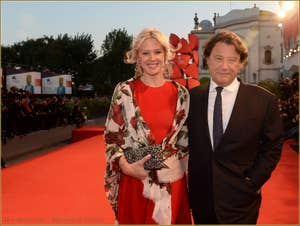 Robert Lantos à la Mostra de Venise, le Festival du Cinéma de Venise 2015