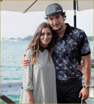 Rossella Fiamingo et Andrea Preti à la Mostra de Venise, le Festival du Cinéma de Venise 2015