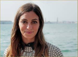 Rossella Fiamingo à la Mostra de Venise, le Festival du Cinéma de Venise 2015
