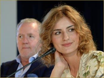 Lidiya Liberman à la Mostra de Venise, le Festival du Cinéma de Venise 2015