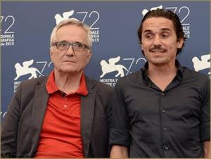 Marco Bellocchio, Pier Giorgio Bellocchio à la Mostra de Venise, le Festival du Cinéma de Venise 2015