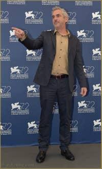 Alfonso Cuaron à la Mostra de Venise, le Festival du Cinéma de Venise 2015