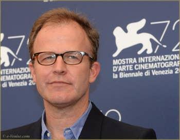 Thomas McCarty à la Mostra de Venise, le Festival du Cinéma de Venise 2015
