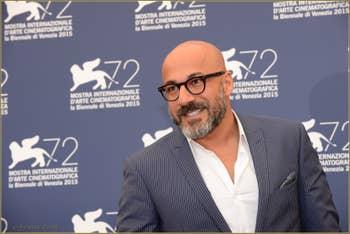 Amir Aghaei à la Mostra de Venise, le Festival du Cinéma de Venise 2015