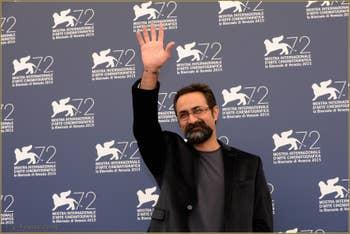 Vahid Jalilvand à la Mostra de Venise, le Festival du Cinéma de Venise 2015