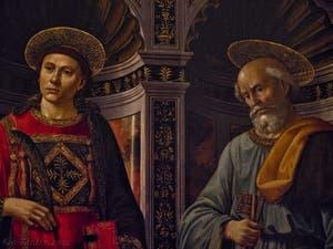 Ghirlandaio, Lippi, Perugino